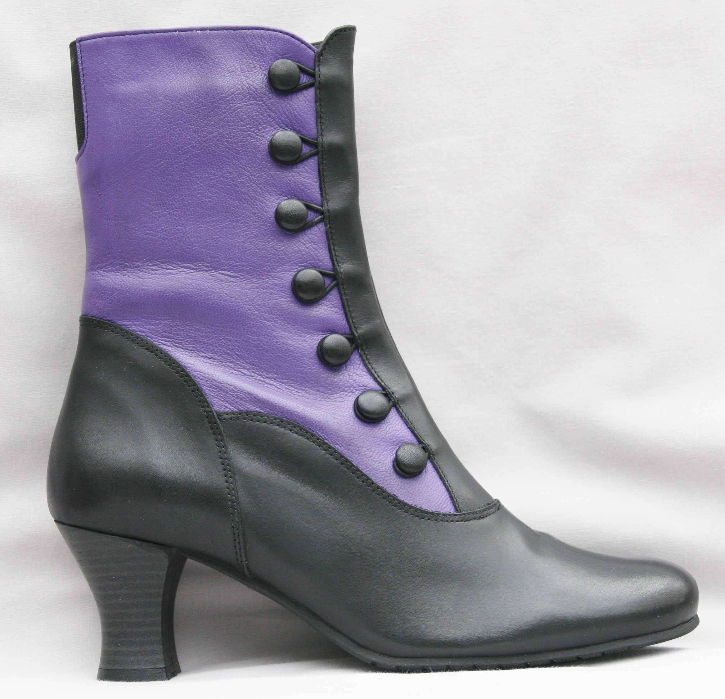 Prudence Black L/Purple L